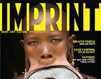 Imprint Body Modification Magazine: Tribal Africa