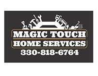 Magic Touch Home Services Branding and Social Media