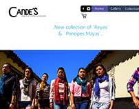 Candes Web Page