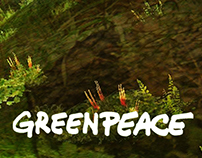 Below-the-line Campaign for Greenpeace