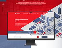Cushman & Wakefield Corporate Website