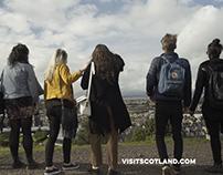 Visit Scotland TVC