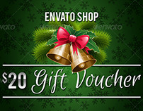 Christmas Discount Voucher