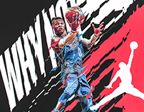 Jordan Poster (Spoof) | Russell Westbrook | Why Not?