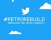 D&AD New Blood 2020, Twitter: #RetroRebuild