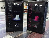 Ciro caffè Packaging