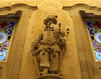 Palácio do Raio | Detalhes do CIMMB