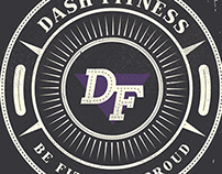 Dash Fitness: Logo and Branding
