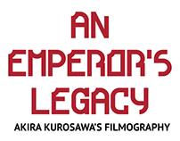 Akira Kurosawa Infographic