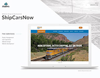 ShipCarsNow website design and development