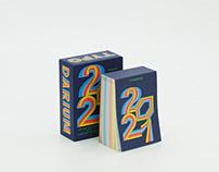 Typodarium 2021–A 365 Day Type Calendar