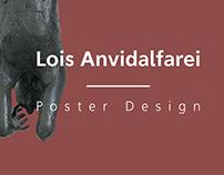 Lois Anvidalfarei - Poster Design