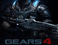 Gears 4 - E3 Promotional Renders