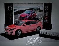 Stand Mazda