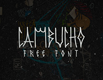 Cambucho Free Font