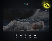 ProFilm portfolio website v2