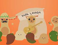 """Papa Lavada """"El Rocio"""""""