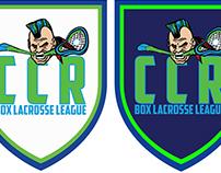 CCR Box Lacrosse League logo