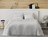 THE CONCEPT OF BED LINEN