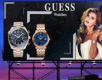 Guess Watches poster
