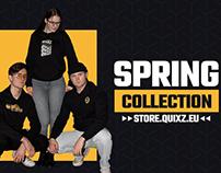 Quixz Esports Spring Collection