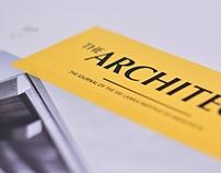 Re-design The Architect magazine
