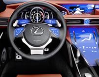 Lexus LF-CC-concept car 2012 | studio |