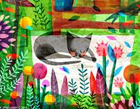 Cat's Garden/Mačkina bašta