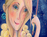J.K. Rowlings Illustration & Book Cover Design