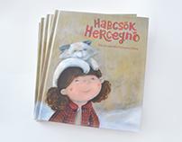 Habcsók Hercegnő (illustrated childbook)
