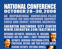 2008 National Conference Promotion ad