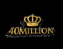 40 Million Branding