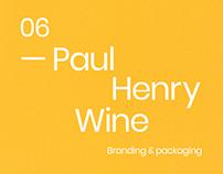 PAUL HENRY'S OWN