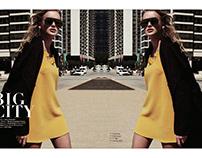 BIG CITY | Chloe Magazine | SS18
