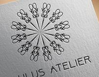 Identidade Visual Lulus Atelier