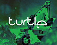 Turtle Rover - Extreme conditions robot