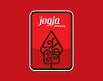 Badge design of Jogja Istimewa