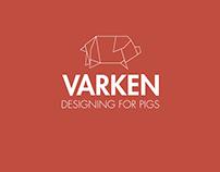 VARKEN | DESIGNING FOR PIGS
