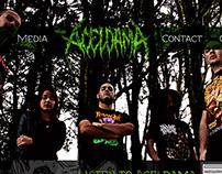 Aceldama Website
