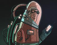 Space Dudes
