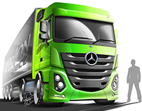Orion Project New Actros Brazil