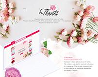 Flower Shop UI/UX Design