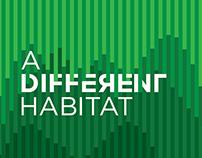 A DIFFERENT HABITAT · New Design Event