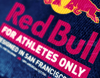 Red Bull - For Athletes Only