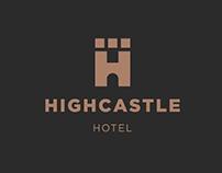 Konsus Branding Project: Highcastle Hotel