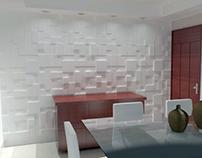 projeto de interiores - Design de interiores