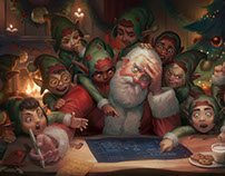 Santa's Project