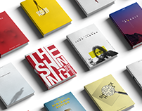 100 Redesigned Book covers