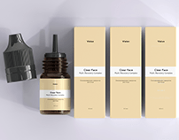 Landing Page for Anti-Aging Serum