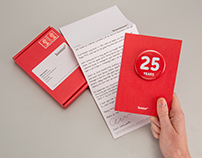 A 25-year love story – Home and Royal Mail